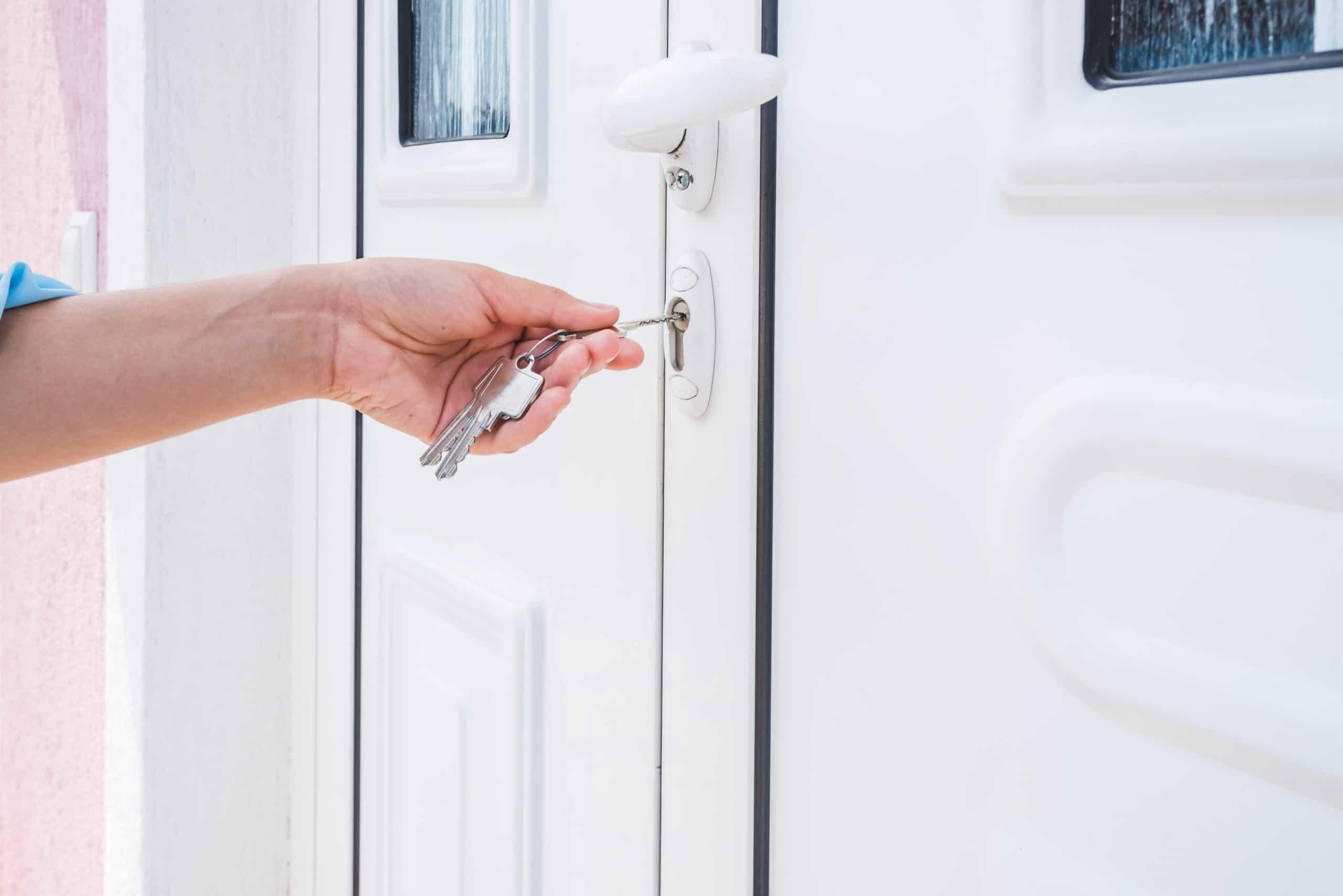 la séurité de votre porte d'entrée