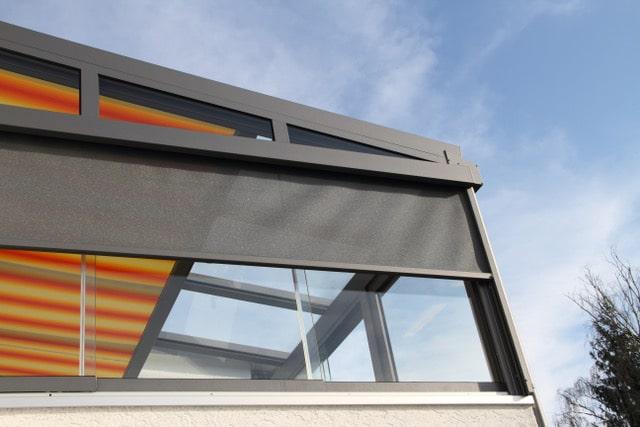 strore fenêtre de veranda