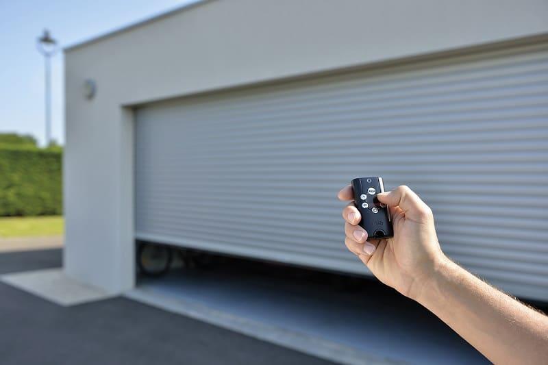 la motorisation des portes de garage
